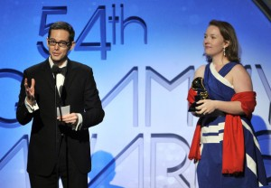 54th Grammy Awards Acceptance - Doctor Atomic